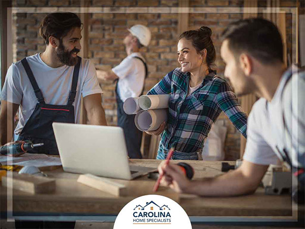 Carolina Home Specialists About Us