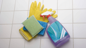 Chemical cleaning supplies