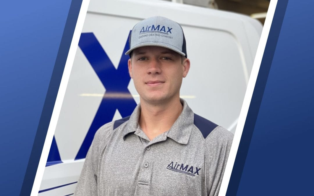 AirMAX Technician Brent Dawson is Saving the World, One HVAC Unit at a Time